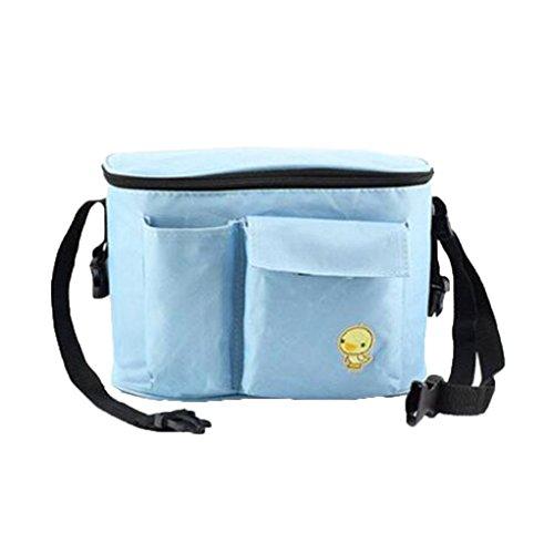 Große Kapazität Pram Tasche Baby-Windel-Mama-Handtaschen Kinderwagen Tasche Kinderwagen Organizer Republe