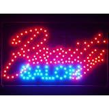 LAMPE NEON ENSEIGNE LUMINEUSE LED led032-r Beauty Salon LED Neon Light Sign Whiteboard