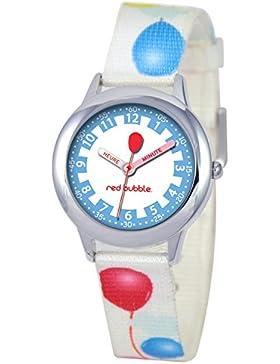 Red Bubble Unisex-Armbanduhr Lernuhr Quarz Textil W002061