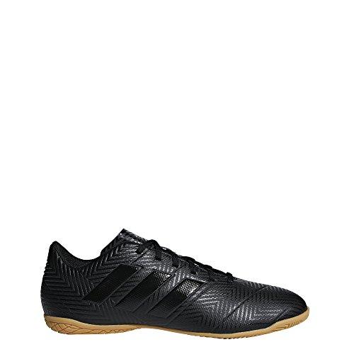 adidas Herren Nemeziz Tango 18.4 IN Futsalschuhe, Schwarz Negbás/Ftwbla 000, 46 EU