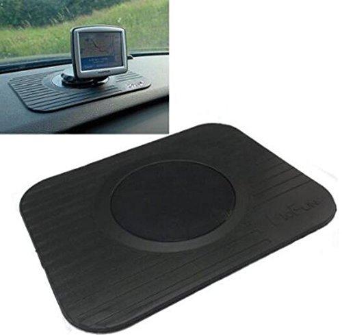 Cooplay de Voiture Navigation GPS Tomtom Tableau de Bord en Caoutchouc de Support de Fixation Anti-adhérente Fin Portable