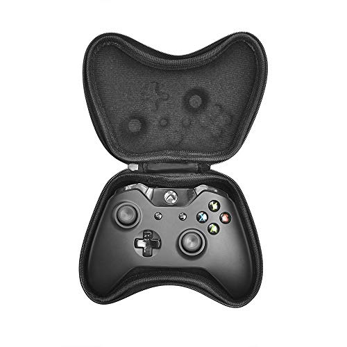 subtel® Tasche für Xbox One Controller - Kunststoff, schwarz Tasche Case Schutzhülle