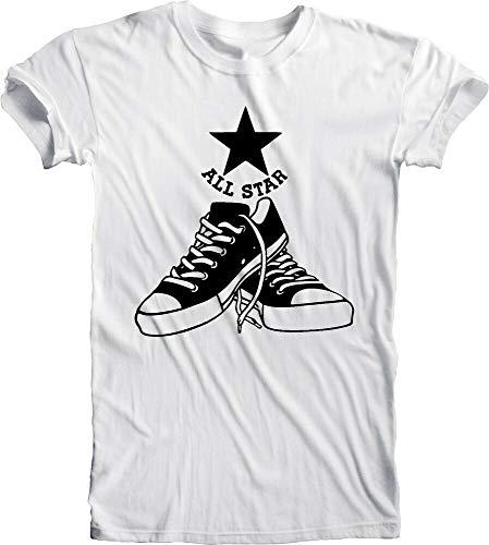 Grimsby Town 1960 s Stripe Football T Shirt Tailles S-XXL Logo Brodé