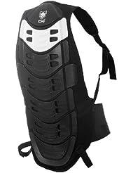 TSG Backbone Sac à dos avec protection Noir/blanc