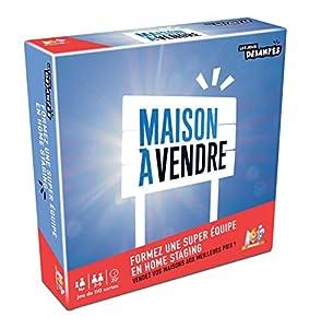 Droles de Juegos Casa à vendre, los Juegos déjantés-Collection M6Games, 130008027, Azul