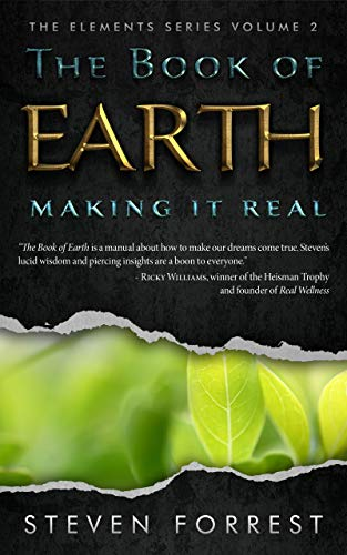 The Book of Earth: Keeping It Real (The Elements Series 2) (English Edition)