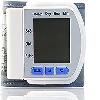 Preisvergleich für Dlife(tm) Bildschirm Blutdruck Digital mit Armband LCD Bildschirm Automatisch geliefert mit Batterie und Cover...