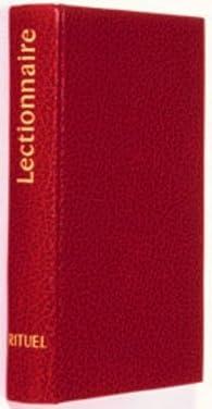 Lectionnaire rituel par René Boudon