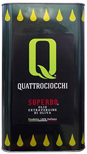 Quattrociocchi - olio extravergine di oliva superbo 5lt