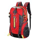 Hemio Capiente Casual Zaini Sportivi e Outdoor Borsa da Alpinismo Anti-Ripagamento Impermeabile Portatile Zainetti Studente Backpack