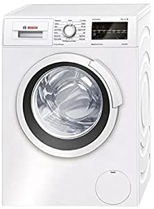 Bosch WLT24427IT freestanding Front-load 6.5kg 1200RPM A+++-20% White washing machine - washing machines (Freestanding, Front-load, White, Rotary, Left, LED)