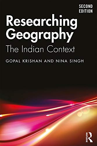 Researching Geography: The Indian context (English Edition)