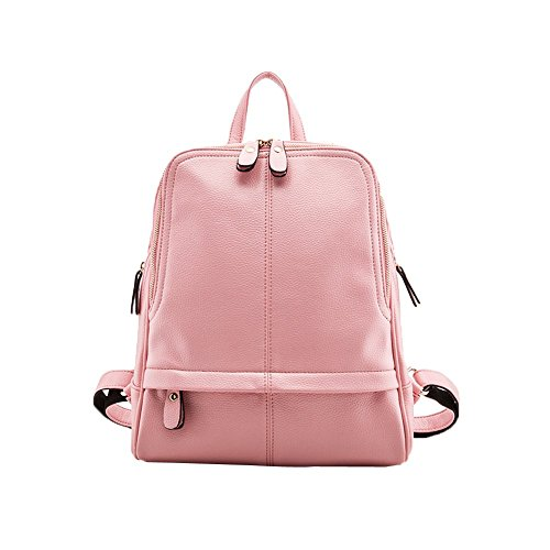 DaoJian-Leather-Travel-School-Shoulder-Backpack-Bag