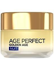 L'Oréal Paris Age Perfect Golden Age Soin Nuit Anti-Relâchement & Re-Densifiant 50 ml