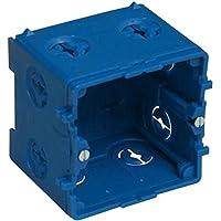 SCOS Smartcosat SCOSKK194 L-ST/ück f/ür Br/üstungskanal B x H 100 x 50 mm, PVC, Equipment, Zubeh/ör wei/ß