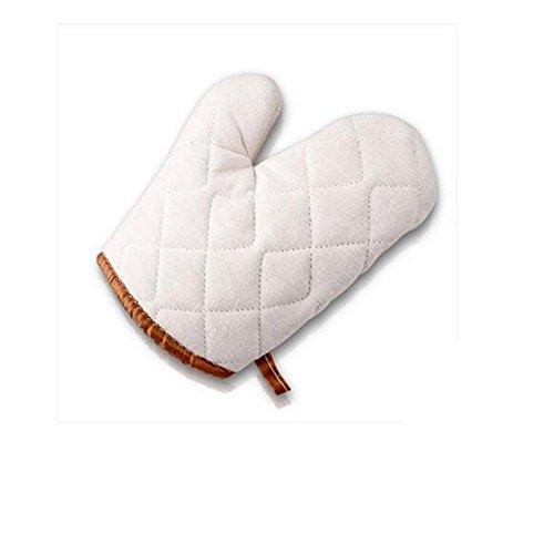 Home Küche grau gebackene Mikrowelle Backofen Handschuhe heiß und Hitze widerstehen Hitze -