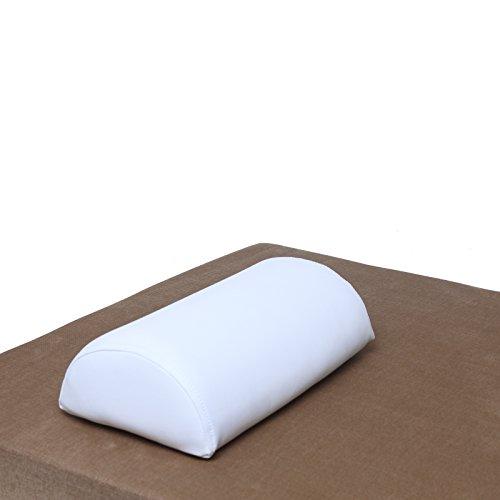 Kissen semicilindrico ideal für Nacken Massage Bett oder Sonnenliege. Gefüttert Kunstleder,...