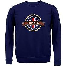 Made In SALISBURY 100% Authentic - Kids Sweatshirt / Sweater - 8 Colours