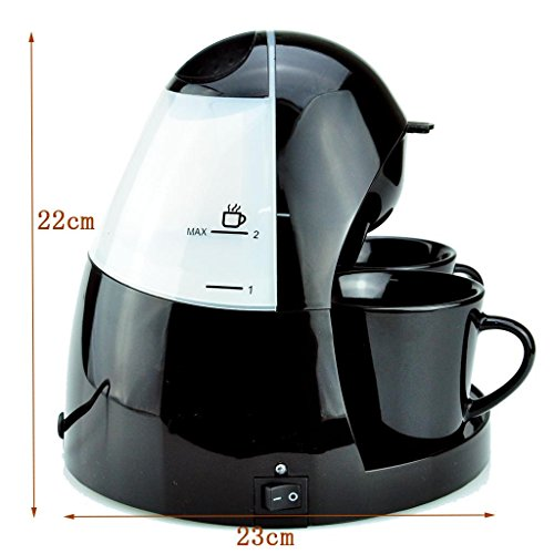 Automatic coffee machine Drip type automatic coffee machine Home office essential