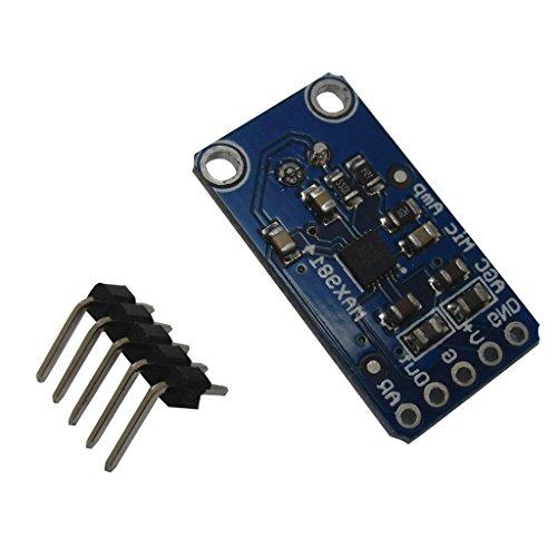 Homyl MAX9814 Mikrofon amp Hifi Verstärker Lautstärke Steuerplatine Vorverstärker Diy