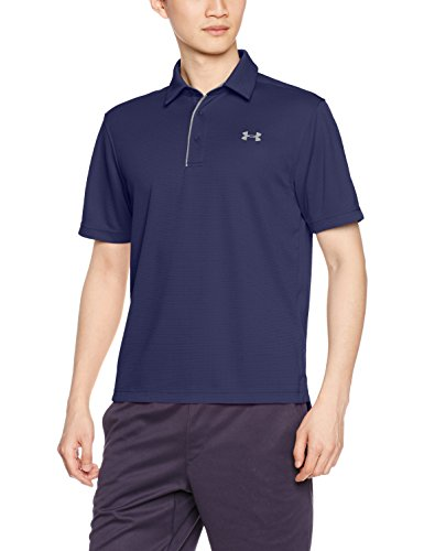 under-armour-mens-tech-polo-short-sleeve-shirt-midnight-navy-l