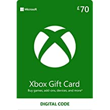 Xbox Live £70 Credit [Xbox Live Online Code]