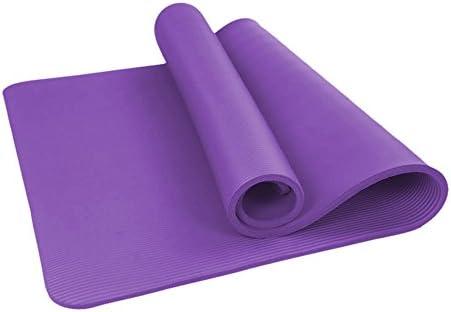 LILUO Yoga Mat NBR Prossoezione Prossoezione Prossoezione Ambientale Lungo allargamento Antiscivolo Fitness Mat Mat Mat Yoga 183  61  1 cm, Viola B07FFTCR8Q Parent | La qualità prima  | Ideale economico  | I più venduti in tutto il mondo  | On Line  | Conosciuto per la sua ecc f5cbfb