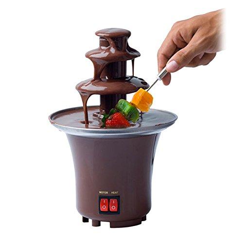 Balvi-Fuente-Chocolate-Elctrico-Marrn-ABS-220V