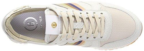 Bogner Damen Lisboa Lady 7d Sneaker Beige (Offwhite)