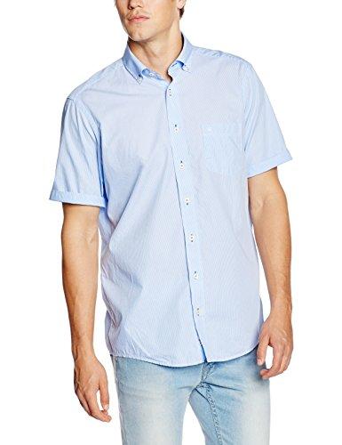 Casamoda 962494600 - Chemise - Homme Bleu (blau 100)
