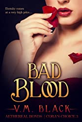 Bad Blood: Cora's Choice Billionaire Vampire Series #3 (English Edition)