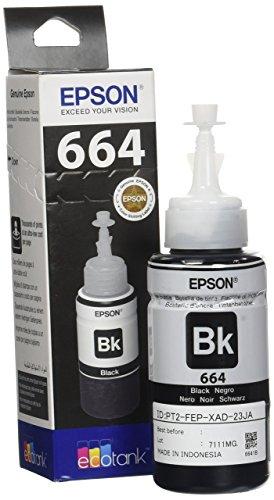 Epson T6641 - Cartucho, 70 ml, color negro