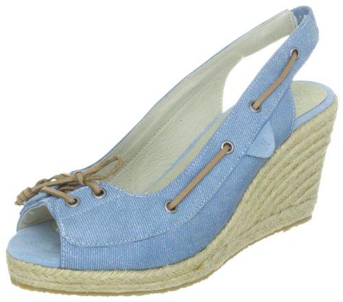 Gaastra CREST Crest, Sandales femme Bleu (TR-B2-Bleu-303)