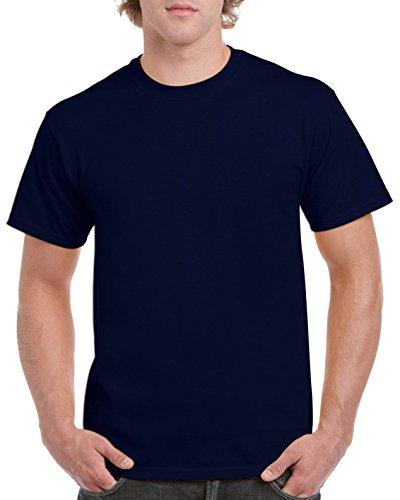 Gildan Herren T-Shirt Heavy Cotton Tee Blau