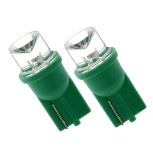 Akhan T10G Lampe LED vert, T10, W5W, 12V