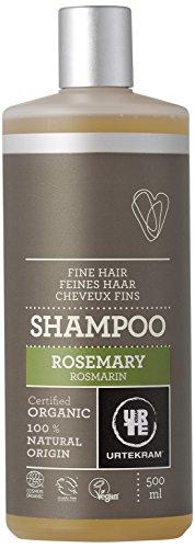 Urte KRAM Rosmarino Shampoo Bio, Capelli Fini, 500ML