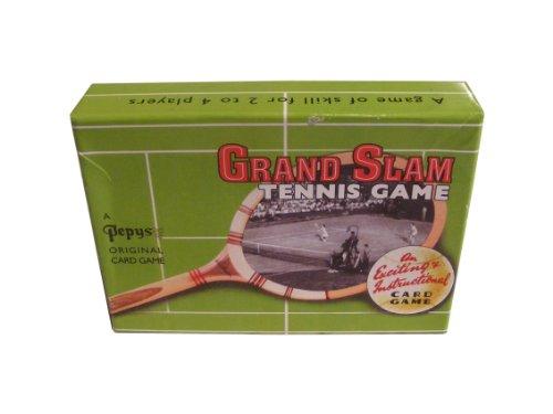 Preisvergleich Produktbild Vintage Grand Slam Tennis Card Game (Pepys)