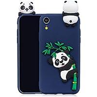 Everainy iPhone XR Silikon Hülle Ultra Slim 3D Panda Muster Ultradünn Hüllen Handyhülle Gummi Case iPhone XR Schutzhülle... preisvergleich bei billige-tabletten.eu