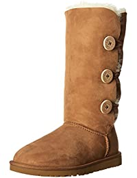 Ugg Bailey Button Triplet - Botas planas