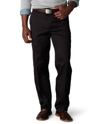 Herren Dockers-style Hose (Dockers Herren Hose Gr. 60W x 32L (US Größe), schwarz)