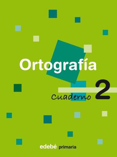 Cuaderno 2 Ortografía - 9788423683291