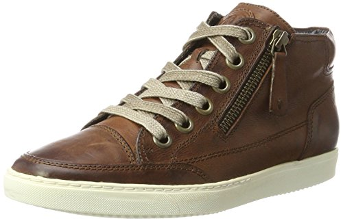 Paul Green Damen 4242381 Sneaker, Braun (Brown), 38 EU (7.5 US)
