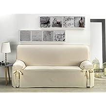 Amazon.es: funda sofa lazos 4 plazas