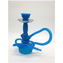 Blue Small Hookah