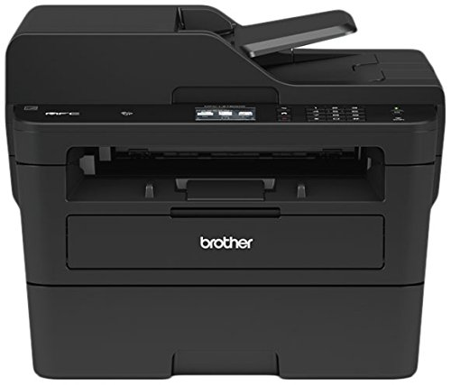 Brother MFC-L2750DW Mono Laser Printer | A4 | Print, Copy, Scan, Fax,...