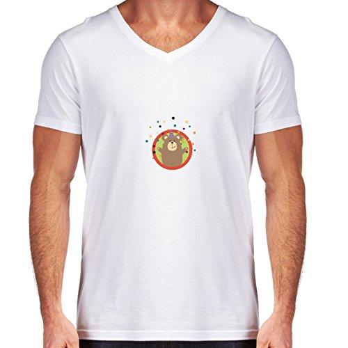 camiseta-blanca-con-v-cuello-para-los-hombres-tamano-s-parte-a-cargar-con-los-puntos-en-by-ilovecott