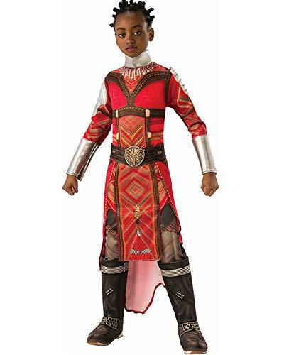 Unbekannt .Marvel x Rubies Girls' Black Panther Dora Milaje Halloween Costume Size ()