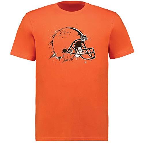 Fanatics Splatter T-Shirt - NFL Cleveland Browns - XXL