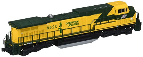 Kato USA Model Train Products 176-7036 Locomotive Train (1:160 Scale)