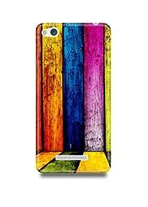 Colored Wooden Xiaomi Redmi 3s Case-646